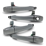 Door Handle Chrome SET Outer Fits Chrysler 300C 2005 - 2011
