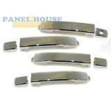 Nissan Navara D40 Ute Set x4 Chrome Outer Door Handles Brand New