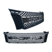 Mesh Style Upgrade Black Grill Fits Ford Ranger PX1 MK1 XLT XL Wildtrak