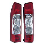Tail Lights PAIR Left + Right ADR Rear fits Fiat Ducato Peugeot Boxer Citroen Jumper Van