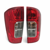 GENUINE Tail Lights PAIR Fits Nissan Navara NP300 D23 2015 - 2018