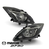 Headlights GENUINE PAIR fits Mazda BT50 BT-50 Ute 2016-2019 PR