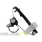 Window REGULATOR & ELECTRIC MOTOR Front Left fits Jeep GRAND CHEROKEE 00-05 WG / WJ