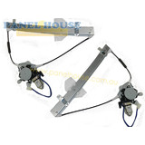 Mitsubishi Lancer CE Coupe 96-03 PAIR LH+RH Electric Window Regulator Motor NEW