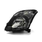 Headlight Black LEFT Fits Suzuki Swift Sport RS416 2005-2010