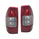 Tail Lights PAIR fits Holden RA Rodeo 2003-2006