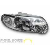 Headlight RIGHT Chrome fits Holden Commodore VX VU Sedan Wagon Ute RH