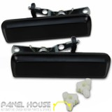 Door Handles PAIR Outer Black fits Ford Falcon XG & XH Ute 93-99