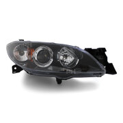 Mazda 3 '03-'09 BK SEDAN Right Hand Drivers Side Quality Head Light Replacement