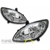 Vito Viano Van Mercedes Headlights PAIR Set 2004 - 2010 W639