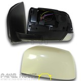 Door Mirror LEFT Auto Fold With Light fits Isuzu D-Max Ute 12-14