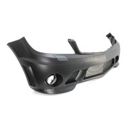 Front Bumper AMG C63 Style Upgrade Look fits Mercedes W204  2008-2011