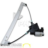 NEW Mazda CX-9 '07-'16 Left REAR Power Window Regulator & Motor TB Series CX9