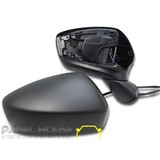 Mazda CX-5 CX5 KE '12-'14 HEATED Electric RIGHT Side Door Mirror With INDICATOR