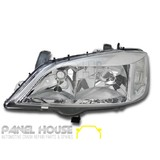 Headlight LEFT ADR fits Holden TS Astra Series 1998-2004