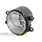 Fog Driving Light with Globe RIGHT Front Fits Toyota Corolla ZRE Sedan 10-13