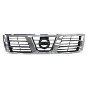 NEW Nissan Patrol GU Ser2 Grill Wagon 01-04 Ute 02-07 Replacement Chrome Grille