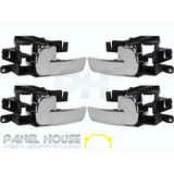 Nissan Pathfinder R51 Door Handles 2005 - 2013 Set x4 Interior BRAND NEW