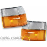 Indicator Corner Lights PAIR for Fits Toyota Hiace 1989 - 2005