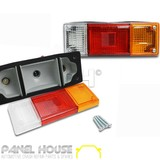 Tail Lights PAIR Tray Back fits Mazda Bravo Ford Courier