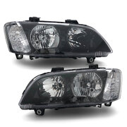 Headlights PAIR fits Holden Commodore VE Omega