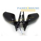 Mitsubishi Lancer CH 03-07 Electric Door Mirrors Pair 1xLH 1xRH Brand New