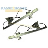 Sprinter Van Mercedes Window Regulators FRONT PAIR Set 2009 - 2013
