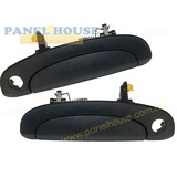 Hyundai Getz Hatchback 2006 - 2011 PAIR LH+RH Front Outer Door Handle NEW