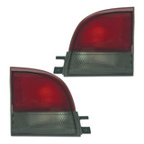 Boot Tail Lights Garnish PAIR fits Holden Commodore VR VS HSV 1993-1997 Sedan