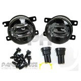 Fog Lights PAIR LED Projector fits Ford FG Falcon XT XR6 XR8 G6 G6E