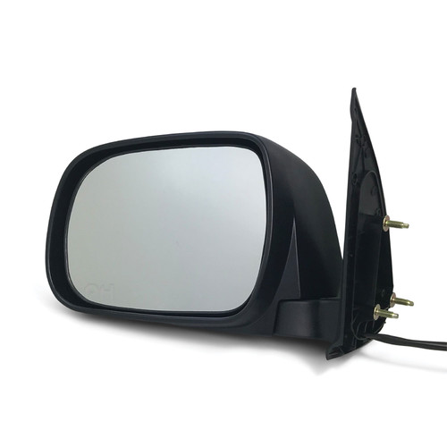 Door Mirror LEFT Black Electric Fits Toyota Hilux 2005-2010