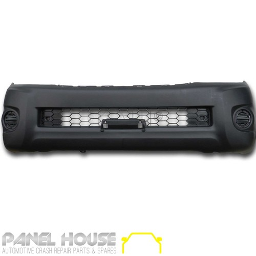 Bumper Bar FRONT Plastic With Flare Holes Fits Toyota Hilux 4WD SR5 08/08-05/11